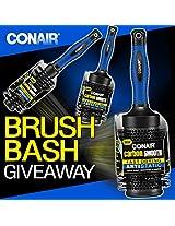Conair Small Round Carbon Smooth Hair Brush