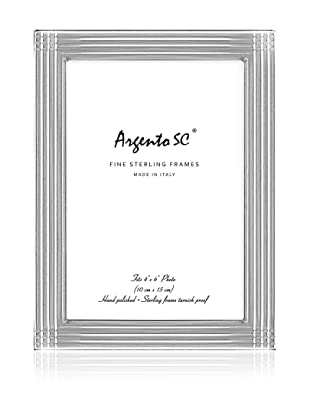 Argento SC Axis Sterling Silver Frame, 4