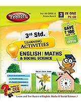 3rd Std English, Maths & Social Science