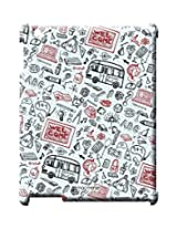 Back to School - Pro Case for iPad 2/3/4