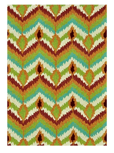 Loloi Rugs Enzo Collection Indoor/Outdoor Rug (Multi)