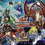Bakugan Wandkalender 2011