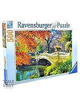 Ravensburger Puzzles Romantic Bridge, Multi Color (500 Pieces)