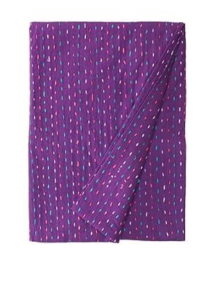 Solid Kantha (Purple)