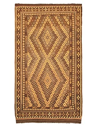 Shirvan Traditional Kilim, Beige, 8' x 14' 5