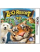 Zoo Resort (Nintendo 3DS) (NTSC)