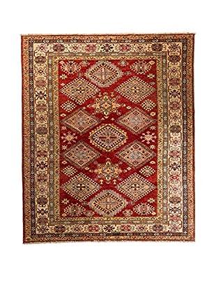 RugSense Alfombra Kazak Special Rojo/Multicolor 234 x 177 cm