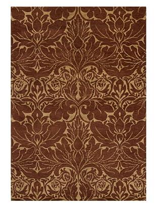 Momeni Arabesque Collection Rug (Copper)