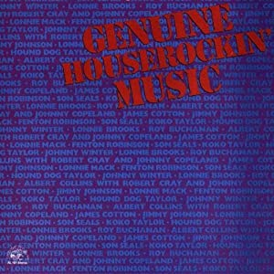 Genuine Houserockin' Music �T