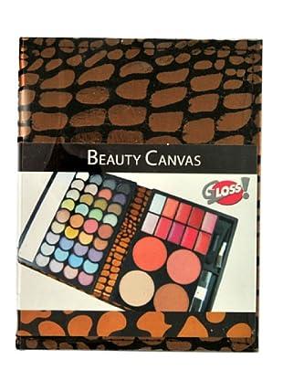 Gloss! Paleta de Maquillaje 53 piezas
