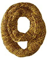 D&Y Women's Multi Color Marled Knit Loop