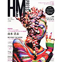 H&M PRESS 2011年2月号 小さい表紙画像