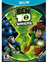 Ben 10: Omniverse (Nintendo Wii U) (NTSC)
