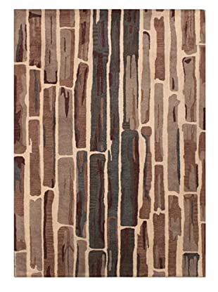 Mili Designs NYC Planks Rug, 5' x 8'