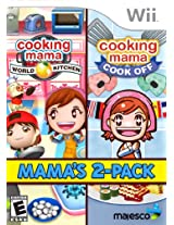 Cooking Mama 2 Pack