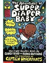 Adventures of Super Diapeer Baby (Captain Underpants)