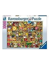 Ravensburger Kitchen Cupboard Puzzle (1000 Pieces), Multi Color