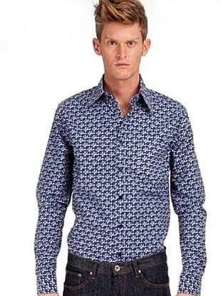 Custo Camisa Chained (Azul)
