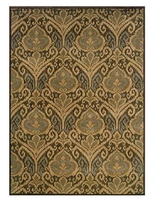 Granville Rugs Alhambra Rug (Beige/Tan/Sage)