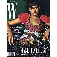 W Magazine October 2016 小さい表紙画像