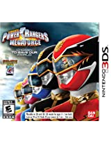 Power Rangers MegaForce (Nintendo 3DS) (NTSC)