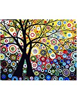 "Paint By Number 16"" X 20"" Kit (Unframed-Box) Abstract Tree 4"