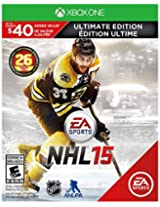 Nhl 15 Ultimate Edition Xbox One