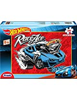 Frank Hot Wheels Puzzle, Multi Color (200 Pieces)