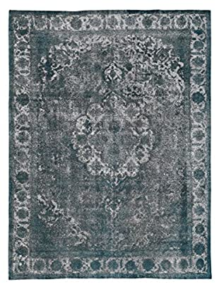Kalaty One-of-a-Kind Pak Vintage Rug, Blue, 9' 6