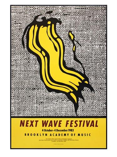 Lichtenstein - Next Wave Festival, 36.25