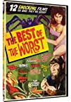 Best of the Worst - 12 Horror Movie Collection: Eegah - The Amazing Transparent Man - Dementia 13 - Mesa of Lost Women + 8 more!