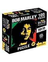 Bob Marley 100 Piece Jigsaw Puzzle