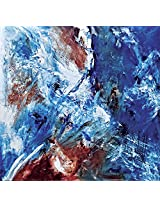 Faim Paintings Abstract Art Abstract 2 Canvas Print 23x22 Frameless