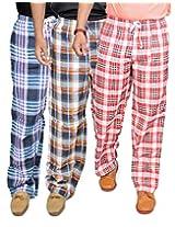True Fashion Mens Cotton Multi colored Pyjamas (32)