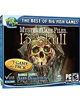 Mystery Case Files 13th Skull Jewel Case (PC)