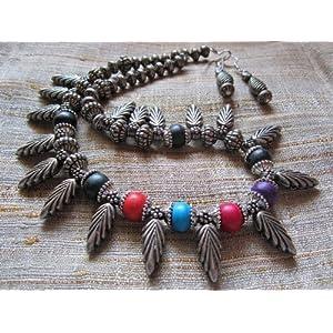 OXidzed necklace