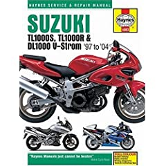 【クリックで詳細表示】Suzuki TL1000S,TL1000R & DL1000 V-Strom 1997-2004 (Haynes Service & Repair Manual): Matthew Coombs: 洋書