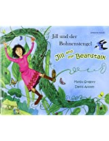 Jill and the Beanstalk in German and English