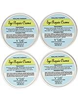 V'Tae Eye Repair Creme Restorative Eye Treatment, 15-Milliliter Bottles (Pack of 4)