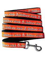 Pets First MLB Baltimore Orioles Pet Leash, Large