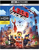 The Lego Movie (4K Ultra HD + Blu-ray + Digital HD)