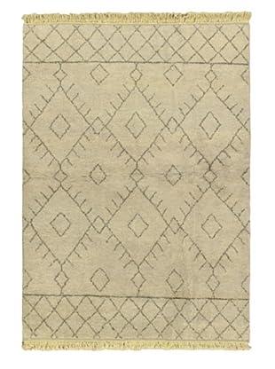 Marakesh Modern Rug, Grey, 4' 7
