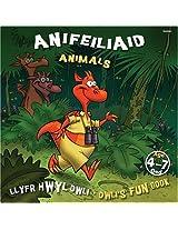 Anifeiliaid/Animals (Llyfr Hwyl Dwli/Dwli's Fun Book)