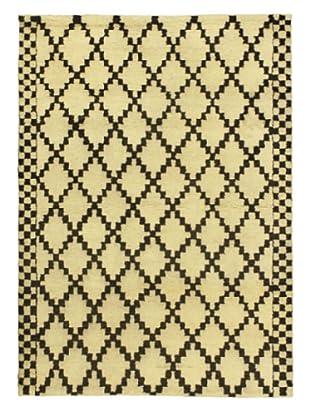 Marakesh Modern Rug, Cream, 4' 10