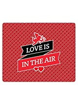 Lovely Collection Love Is In The Air Mousepad