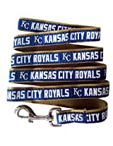 Pets First MLB Kansas City Royals Pet Leash, Large