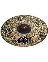 Meinl Cymbals B20RBR Byzance 20-Inch Dark Raw Bell Ride Cymbal