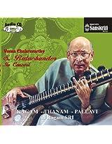 Veena Chakravarthy S. Balachander in Concert - Raga