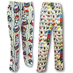 Gabi Life Men's Pyjama Combo Pack of 2-Medium