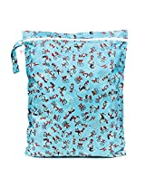 Bumkins Laundry Bag Blue Cat in the Hat